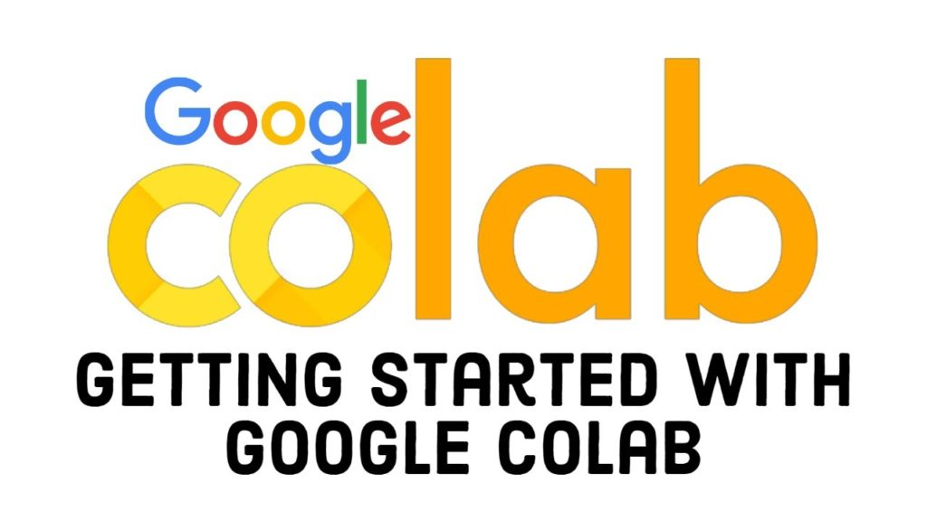 steps to install google colab