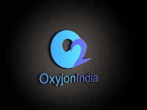 Oxyjon India Logo